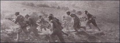 Quân Trung Quốc tham gia cuộc chiến 1979