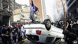 manifestaciones estudiantiles en Chile