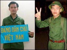 Ông Nguyễn Tiến Trung