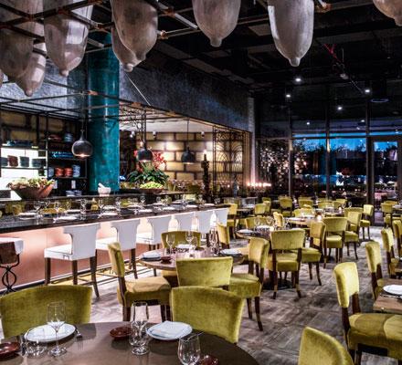 Coya restaurant & bar. Four Seasons Dubai | BBC Good Food Middle East