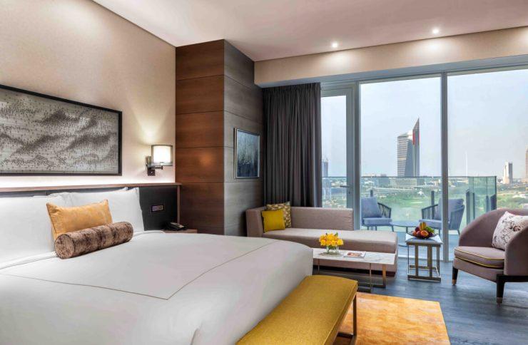 Taj JLT - Executive Club Room with Balcony