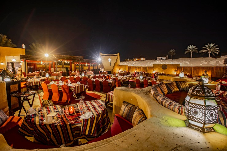 Al Hadheerah, Bab Al Shams