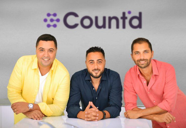 Count'd Healthy Meal App UAE