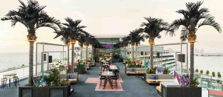 Escandalosa Ladies Night, SoBe, W Dubai - The Palm