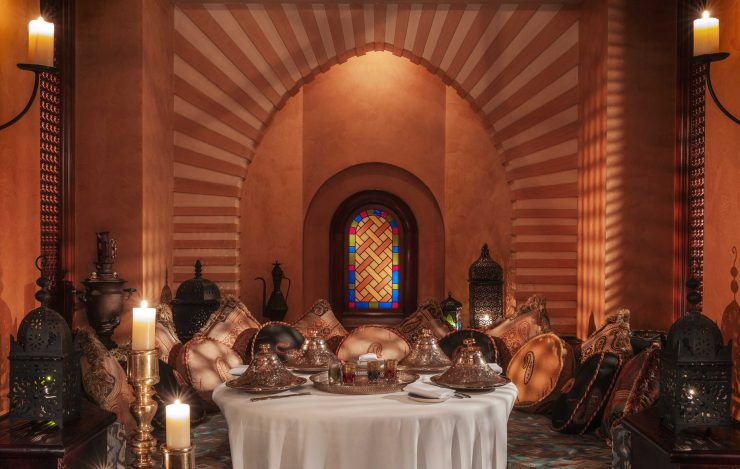 Tagine, One&Only Royal Mirage