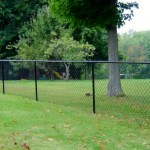 Better Built Construction Chain Link Fence.