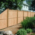 Better Built Construction Privacy Fence.