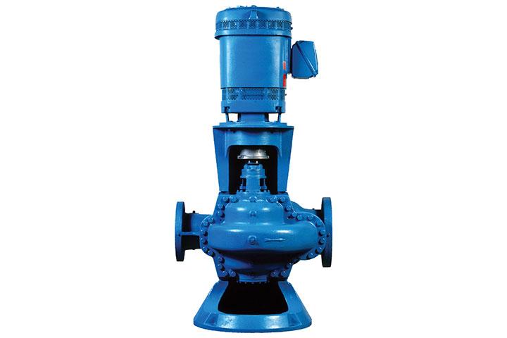 PACO KPV Vertical Split Case Pump  BBC Pump and Equipment