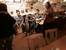 Jam Session mit Constant Jam aus Richen 4