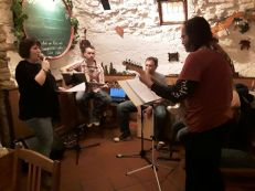 Jam Session mit Constant Jam aus Richen 5