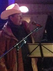 Diana bei Live-Karaoke