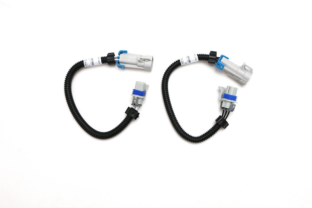 Chevy C6 Corvette Oxygen Sensor Extensions Lower (pair