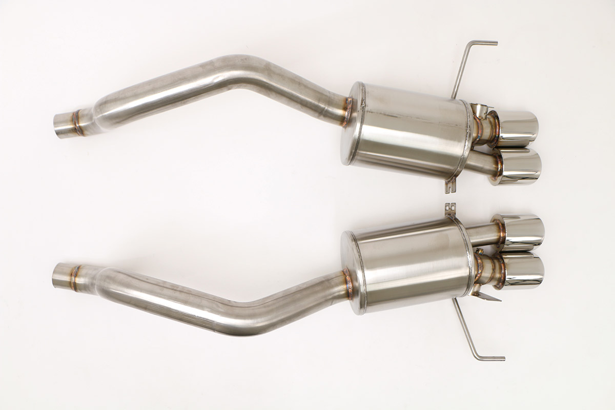 hight resolution of chevrolet corvette c7 c7 grand sport manual exhaust system products