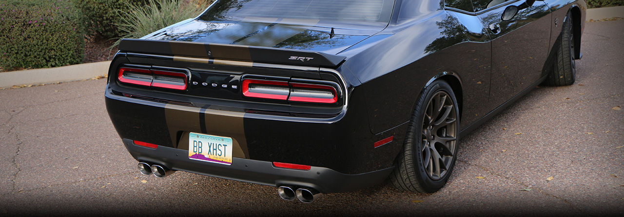 srt hellcat exhaust products billy