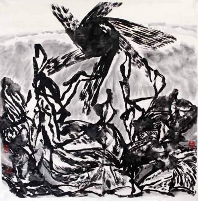 Yan Binghui - Sun Suites No. 3 (1984) - Pearl Lam Galleries