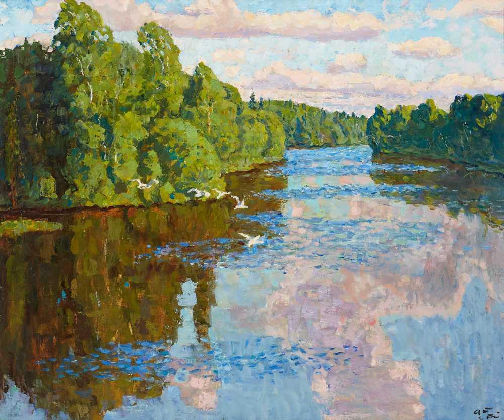 filatov collection tkachevs msta river