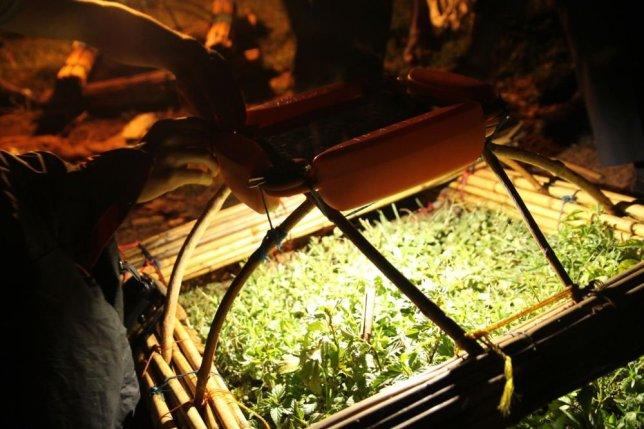 TRINE Uganda Solar Fishing Light