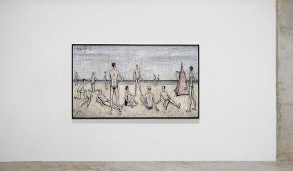 Bernard Buffet (2017) –Adam Lindemann Installation