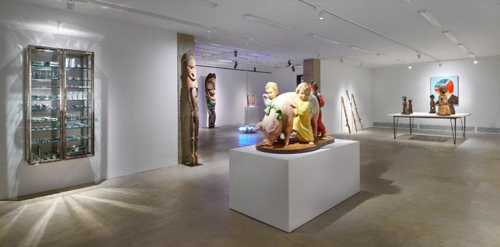 Fétiche (2016) – Adam Lindemann Installation