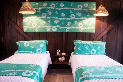 Small Hope Bay Lodge - Twin Room