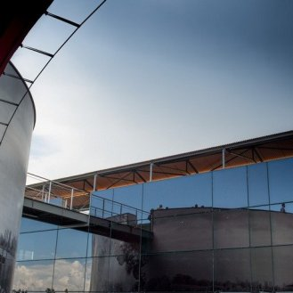 jean nouvel art russe grand opening saint emilion architecture