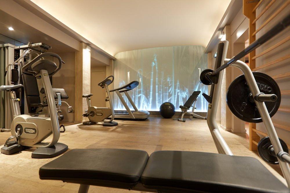 Pavillon de la Reine fitness centre