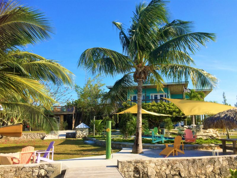 big bamboo villa rental