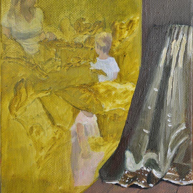 A Kind of Annunciation Tessa Whitehead
