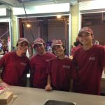 FSU Concession VolunteersInMotion