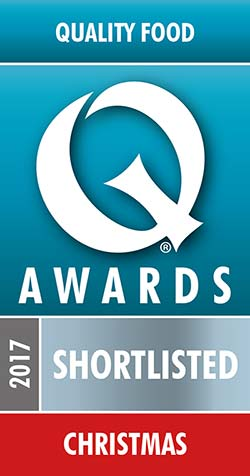 BBF shortlisted in the Christmas Q Awards for Mince Pies