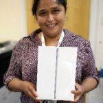 BBF Blackburn iPad winner