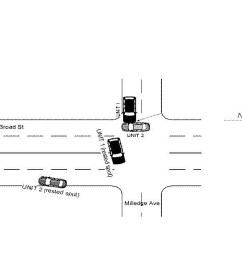 diagram from the georgia motor vehicle crash report [ 1745 x 870 Pixel ]
