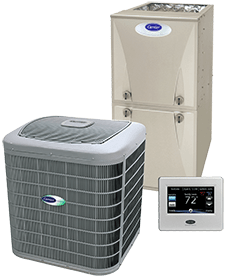Heating and air service