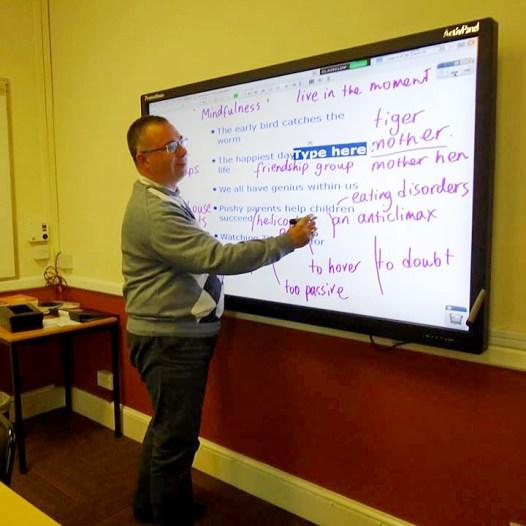Подготвителен модул за изпитите на Кеймбридж FCE