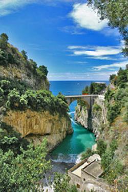 Itinerario Spiagge in Costiera Amalfitana  Il Pavone