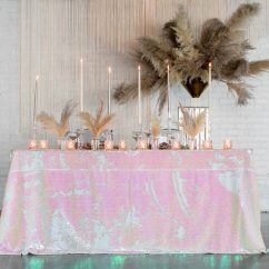 Chair Cover Rentals Birmingham Al West Elm And A Half Home Linen Wedding Table Runners Covers Featured Bbj Collections