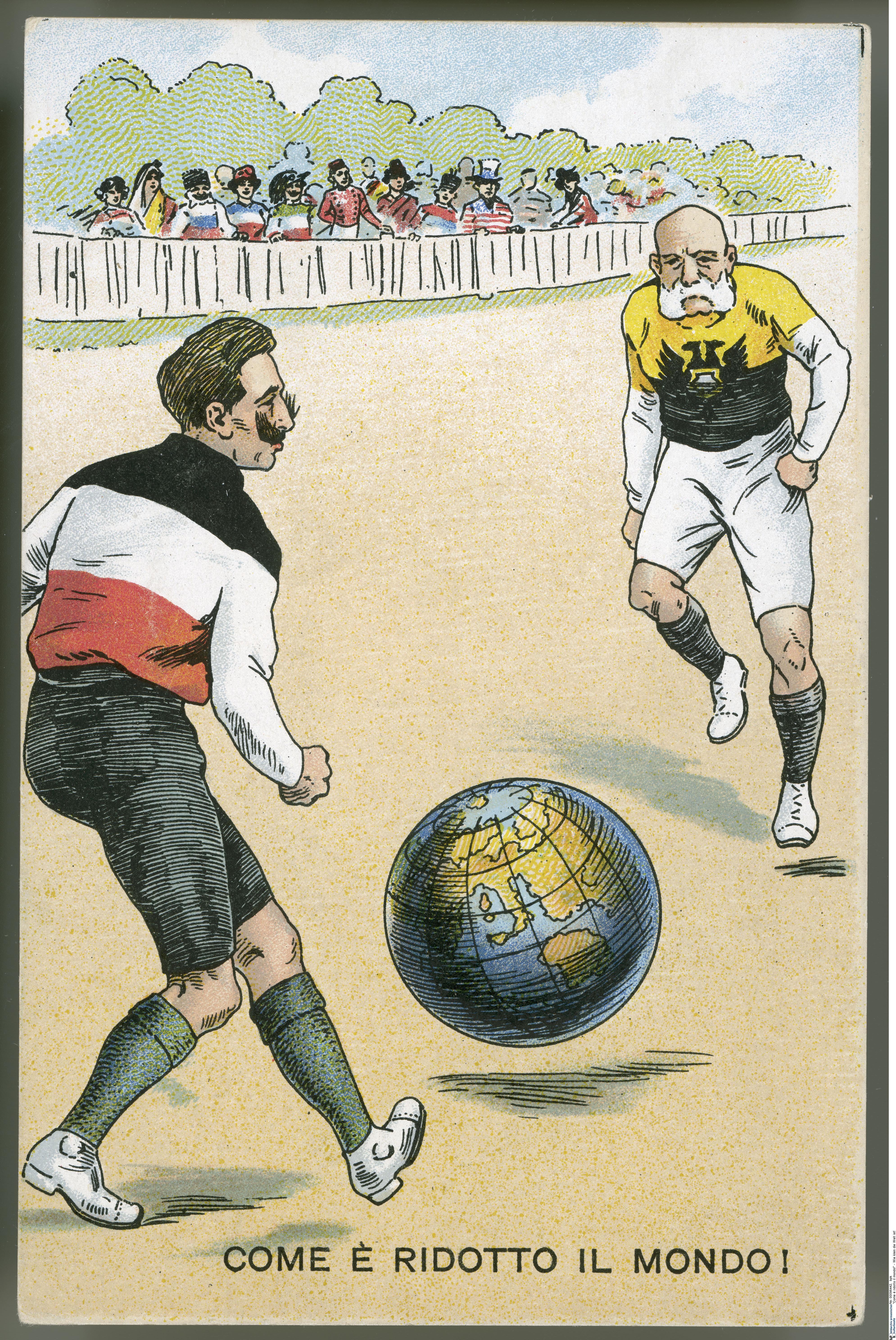 First World War Postcards The Reluctant