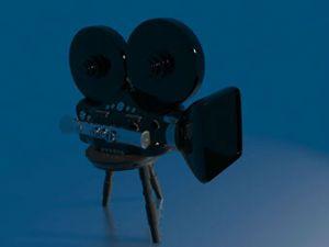 3 Boyutlu Tasarim Bina Kamera
