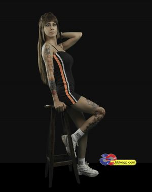 Ankara Bayan Model Manken