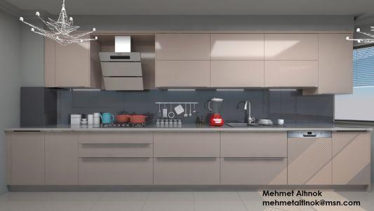 Ankara Mutfak Çizimi Çankaya