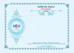 Certificate SON
