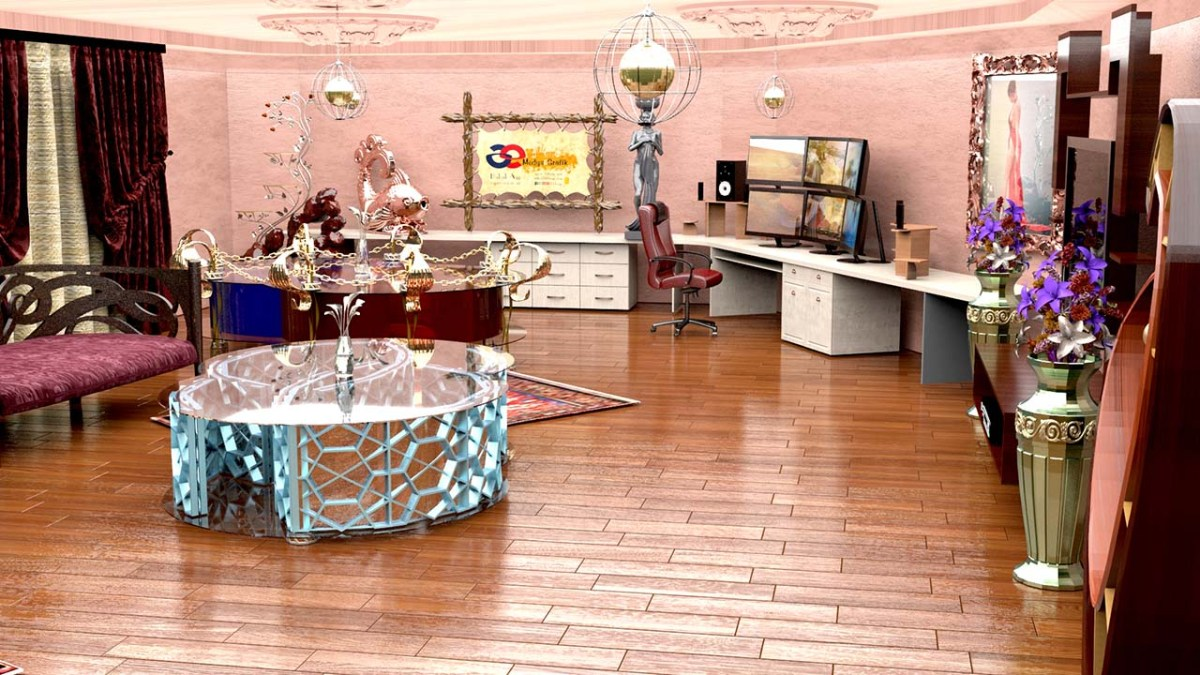 3D Max Modelleme Vray Render Photoshop Edit Özel Ders Ankara 001