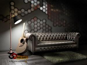 Post Production Ankara Vray Render Photorealistic