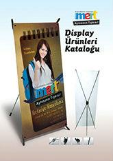 Katalog Tasarimi Grafiker Ankara - Display Ürünleri