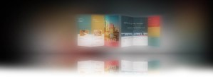 Broşür Tasarımı Slider Arka Plan