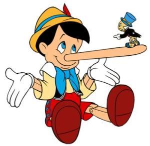 Grafikere Söylenen Yalanlar