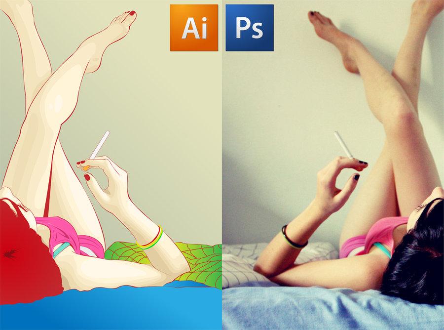 Vektörel ve Piksel ne Farkeder?