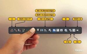 3Ds Max Kısa Yolları shortcut 001