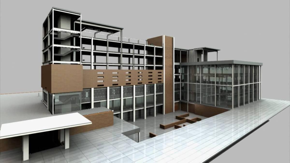 3D Animasyon Mimari Modelleme ve Marketin Ankara Photorealistic
