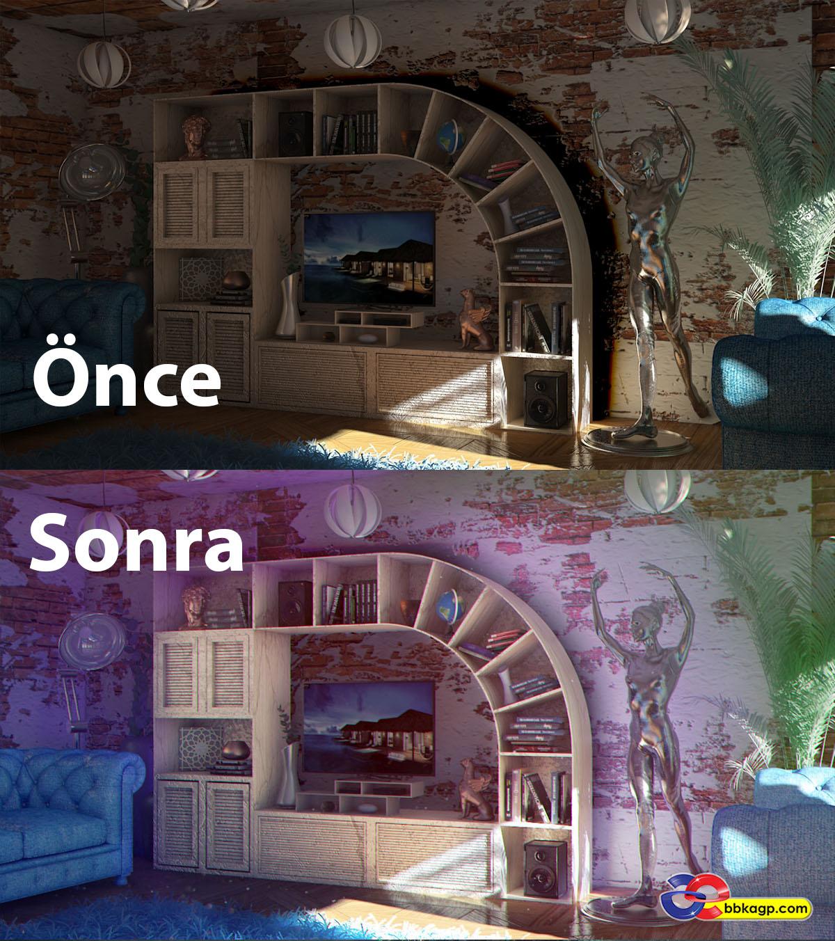 Post Production ileri Photoshop Kursu Ankara